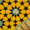 Color Cladding: Islamic Tiles from the Doris Duke Collection, 2011